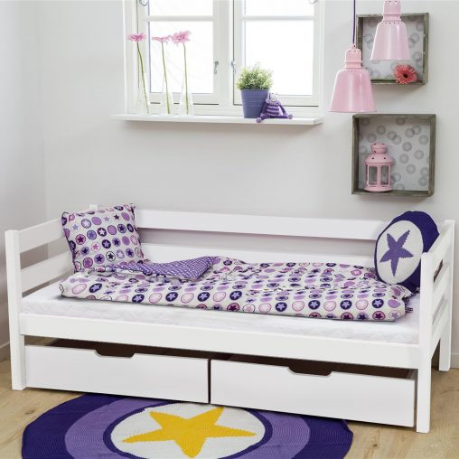 IDA-MARIE Junior bed, White