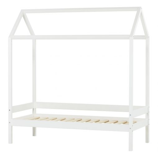 Hoppekids House bed, White