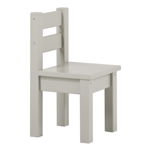 MADS children chair, Dove Grey