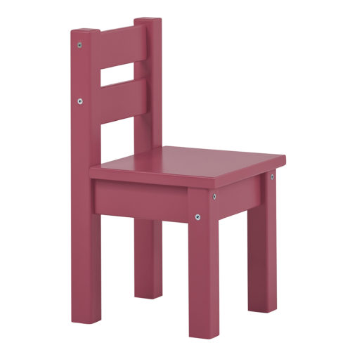 MADS children chair, baroque rose