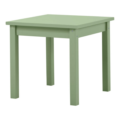 MADS children table, Pale Green