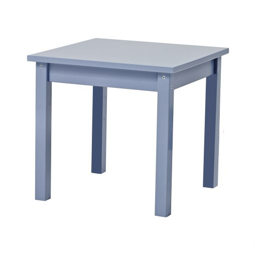 BASIC MADS Kindertisch, Dusted blue