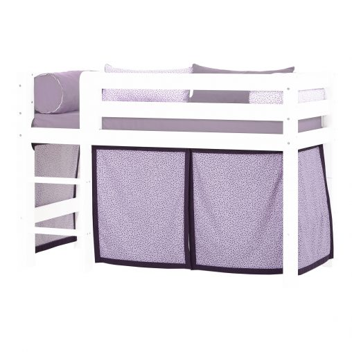 Curtain for halfhigh and bunk beds, 70×160 cm, Beautiful Bloom