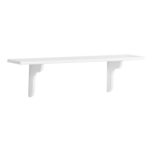 Hoppekids Shelf, White, White