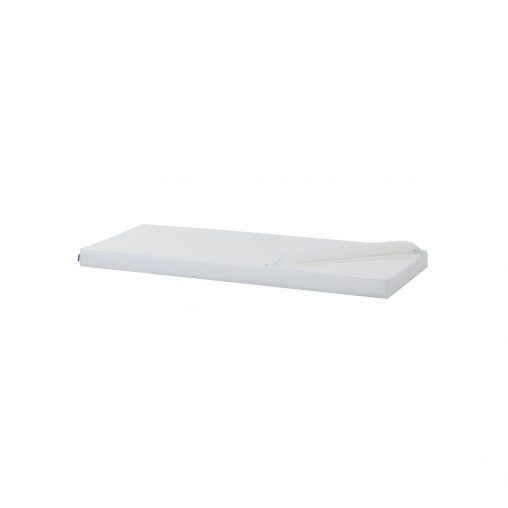 Mattress Cover 70c160x9 cm, White, quilted cover