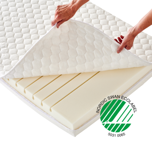 Eco Dream Baby Mattress Height 7 cm Size,